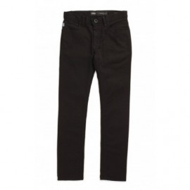 Junior V76 VANS Trousers Jeans Skinny Black Overdye