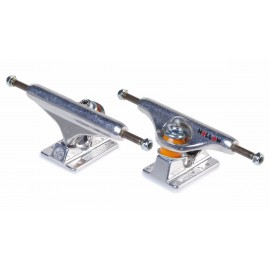 Set of Two Trucks Independent 159mm Hollow Silver