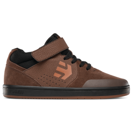 Etnies Kids Shoes Marana MT Brown Black Gum