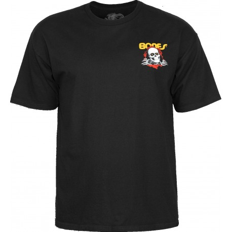 Tee Shirt Powell Peralta Ripper Black