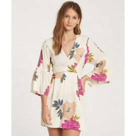 Billabong Divine Cream Dress