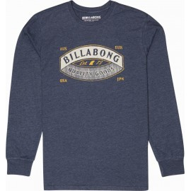 Tee Shirt Manche Longue Junior Billabong Guardiant Marine