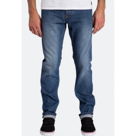 Trousers Jeans Denim Billabong Straight Fifty Salty Wash