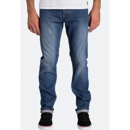 Pantalon Jeans Billabong Straight Fifty Denim Salty Wash