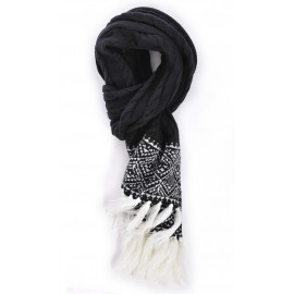 Banana Moon Peter Auckland Women's Scarf Black