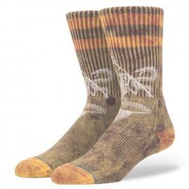 STANCE Tritton Maroon Socks