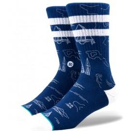 Stance Navigator Blue Socks