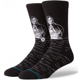 Chaussettes STANCE Reaper Greeter Black