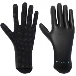 Gants Vissla High Seas 1.5mm Black