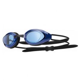Lunettes De Natation TYR Black Hawk Racing Blue Navy Black