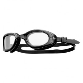 TYR OPS 2.0 Transition Clear Black Swimming Goggles