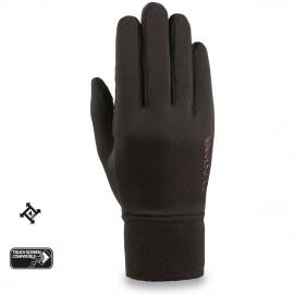 DAKINE Women's Storm Liner Black Gloves