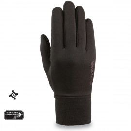 DAKINE Women's Storm Liner Black Gloves