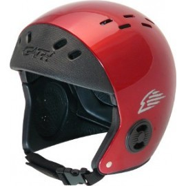 Casque Gath Hat Eva Rouge