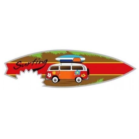 Décapsuleur Magnet Surfpistols Mini Bus