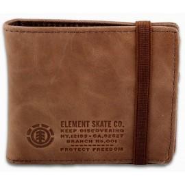 ELEMENT Endure L.II Brown Wallet