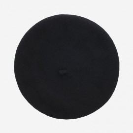 Beret Woman HERMAN Phoebe Uni Felt Black