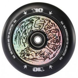 Blunt Wheel Hollow Core Hand Hologram 110mm