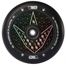 Blunt Wheel Hollow Core Geo Logo Hologram 110mm