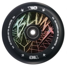 Blunt Wheel Hollow Core Classic Hologram 110mm