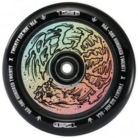 Blunt Wheel Hollow Core Hand Hologram 120mm