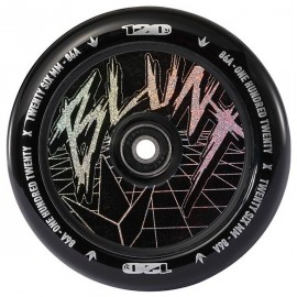 Blunt Wheel Hollow Core Classic Hologram 120mm