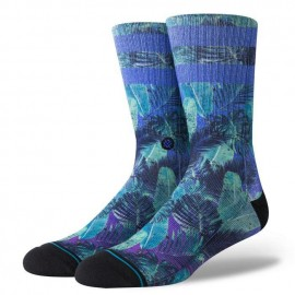 Chaussettes STANCE Fear Pop Palms Blue