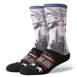 Chaussettes STANCE cash on tour black