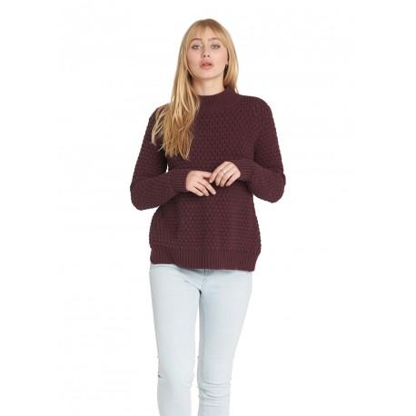ELEMENT Wine Woman Sweater