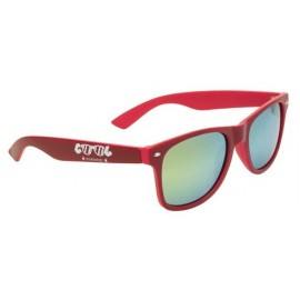 Adult Sunglasses Cool Shoe Rincon Polarized Red