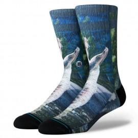 STANCE Alberta Blue Socks