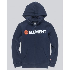 Junior ELEMENT Blazin Zip Eclipse Navy Sweatshirt