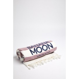 BANANA MOON Beach Towel Fouta Sharmi Marbella Bordeaux
