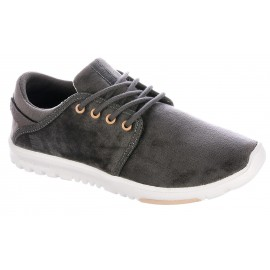 Chaussures Etnies Scout Womens Grey White Gold