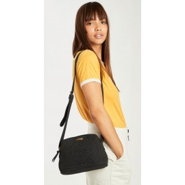 BILLABONG Eleonora Carry Black Handbag