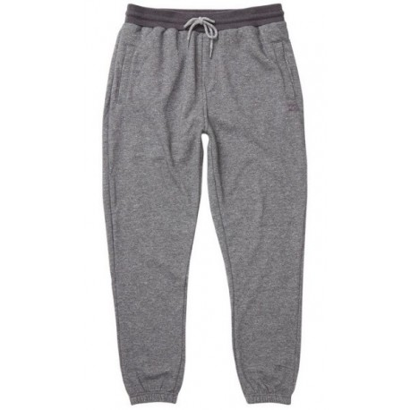 Survet pants Male Billabong Balance Cuffed Dark Grey Heather