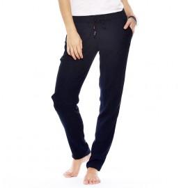 Pantalon Léger Femme BANANA MOON Digby Buenavista Bleu Foncé