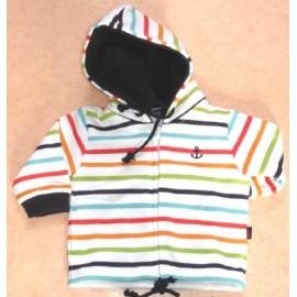 PAPYLOU Toulon Multicolor Baby Sweatshirt