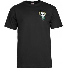 Tee Shirt Powell Peralta MCGILL Skull & Snake Black