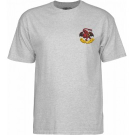 Tee Shirt Powell Peralta Cab Dragon II Grey