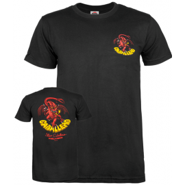Tee Shirt Powell Peralta Cab Dragon II Black