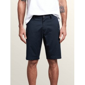 VOLCOM Men's Bermuda Short Frickin Modern Stretch Dark Navy