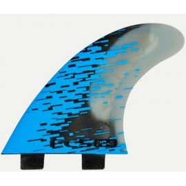 FCS Tri Fins PC-5 Blue Smoke