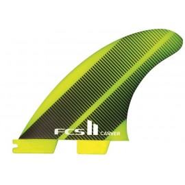 FCSII Carver Neo Glass Medium Tri Fins Acid Gradient
