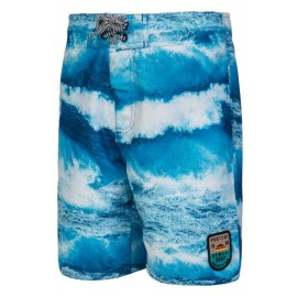 Boardshort Junior PROTEST Norwell JR Blue
