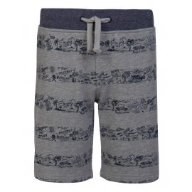 PROTEST Short Emillio JR Dark Gray