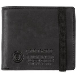 Wallet ELEMENT Endure L.II Black