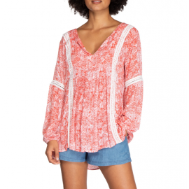 Tunic PROTEST Rumor Seashell top