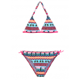 PROTEST Toucan Coral Blaze Junior 2 Piece Swimsuit