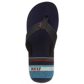 Men's REEF Waters Navy Stripe